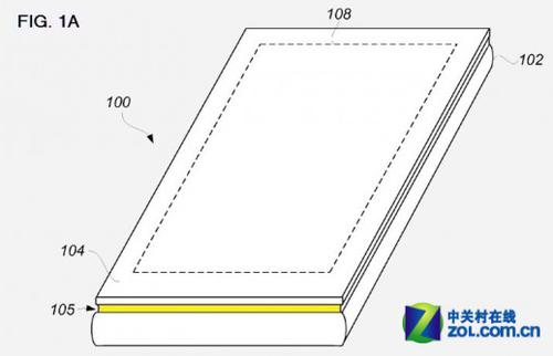 苹果提交两项专利 从此屏幕破碎是浮云
