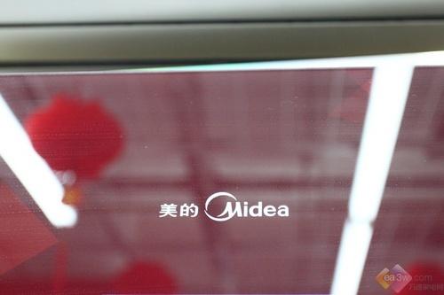 百变设计 美的睡眠空调J180红色版本亮相
