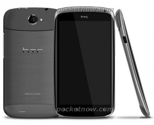 HTC史上最薄8.49毫米 Ville详细参数曝光