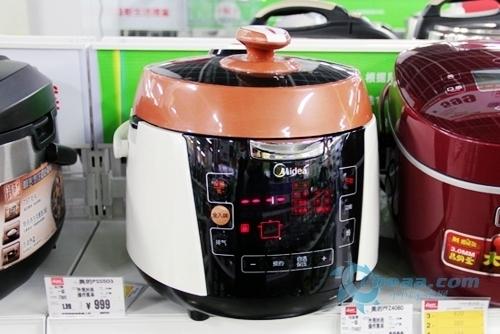 黄冈美的电压力锅PSS503推荐