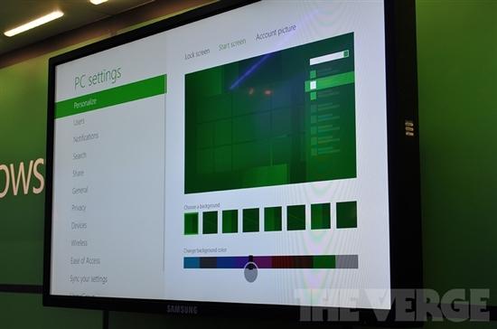 Windows8最新版Build8175海量图赏/视频