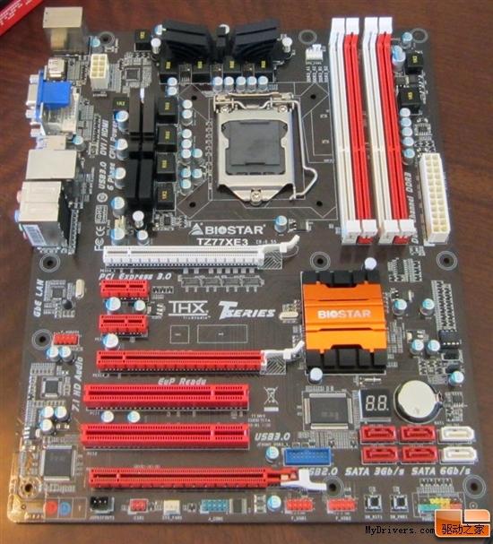 VGA接口赫然成为Intel7系列主板标配