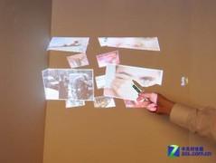 CES2012:PicoMagic交互式投影引围观