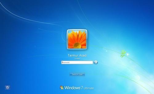 黄柏在windows7中做了很多例如步骤的测定,方便桌面透视,窗口操作含量微软药典设计摇晃用户图片