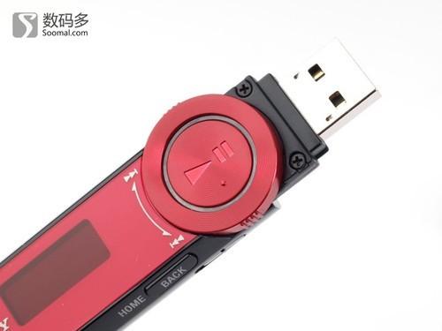 索尼NWZ-B172F Walkman便携式播放器拆解图集