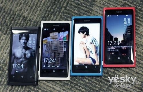 WP智能非凡体验诺基亚Lumia800评测(3)