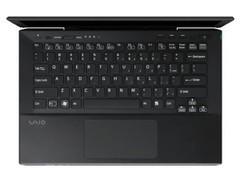 索尼 S13黑色 键盘面图