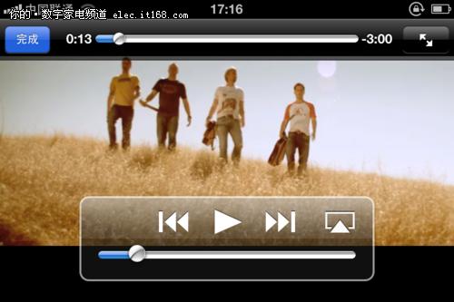 玩转苹果AirPlay 八款iOS视频应用横评(4)_软件