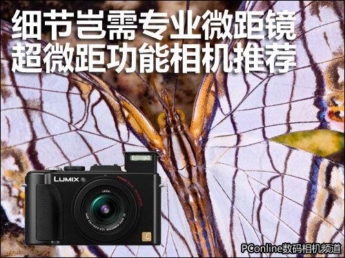 细节岂需专业微距镜超微距功能相机推荐