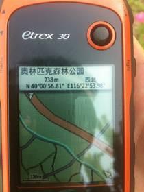 突破玩家眼球佳明新款手持GPS户外实测