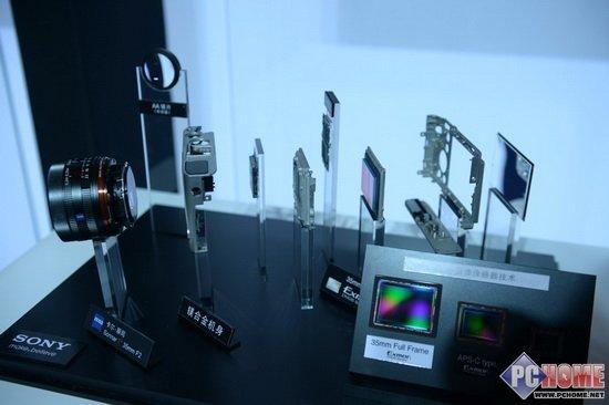 多款全幅机型索尼全线影像新品现场评测