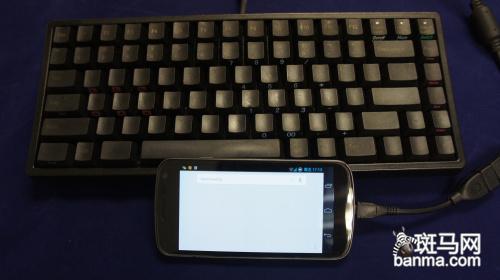 安卓系统百变USBOTG之输入外设篇