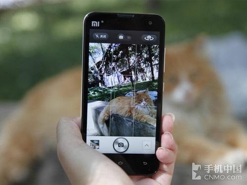 小米手机2拍照体验