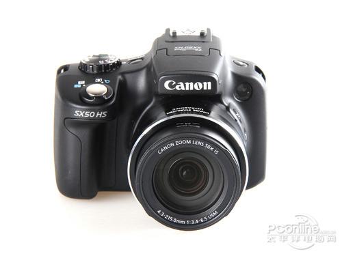 50倍变焦最强长焦相机佳能SX50HS评测