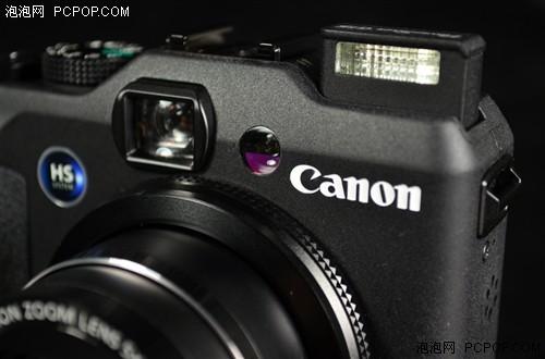 继承大光圈旗舰相机血统佳能G15评测