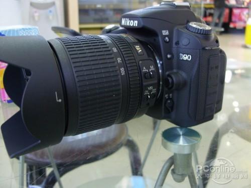大光圈虚化效果 尼康D90套机促销5550元图片