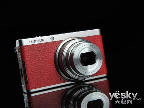 复古文艺小清新 高品质相机富士xf1评测