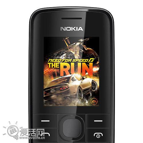 300块不到的上网手机 诺基亚C1-02i今日国内上架