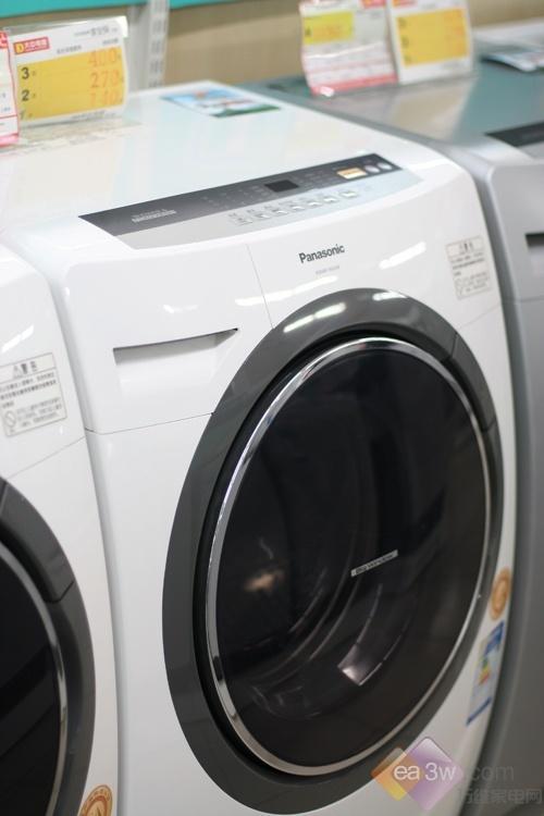 """""""双12""""来袭 松下大视窗滚筒洗衣机3959"""