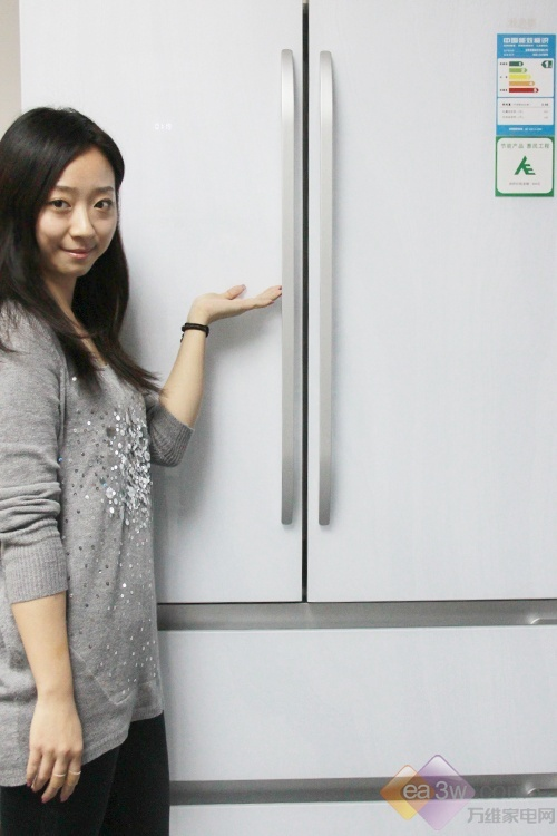 航母style 美菱雅典娜旗舰级冰箱评测