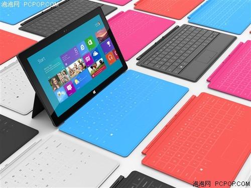 微软Surface平板需求为何如此之低