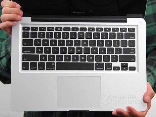 苹果 Pro银色 键盘面图