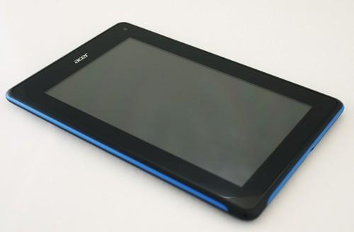 叫板Nexus 7 宏碁Tab B1平板更多谍照
