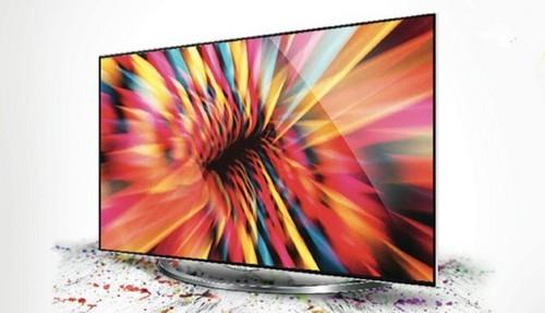 CES2013:海信展示其110英寸4K电视