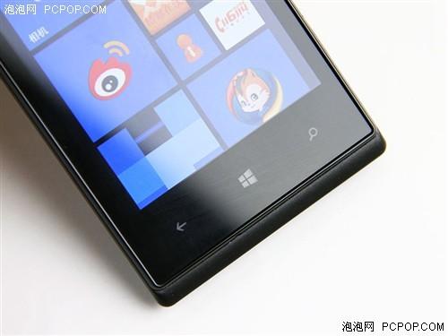 入门售价出色体验华为WP8手机W1评测