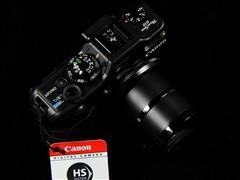 配备翻转液晶屏佳能数码相机G12售2750元