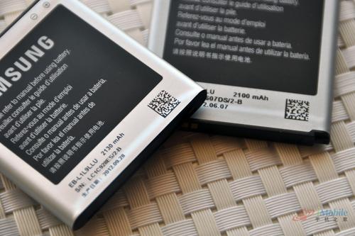 双卡双模电信版三星四核I939D评测