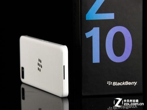 BB10充其量和WP8差不多白色黑莓Z10評測