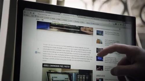 独孤求败ChromebookPixel外媒点评