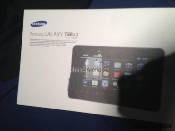 三星第三代GalaxyTab平板再曝光