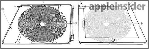 苹果申请新专利 iPad即将支持无线充电
