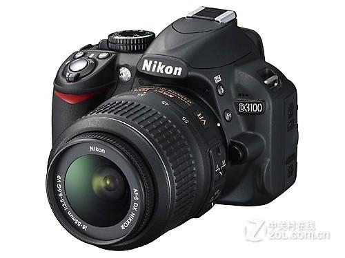 1400万像素单反 尼康D3100仅售3190元