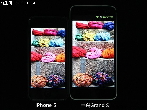 超精緻外形中興旗艦手機GrandS評測