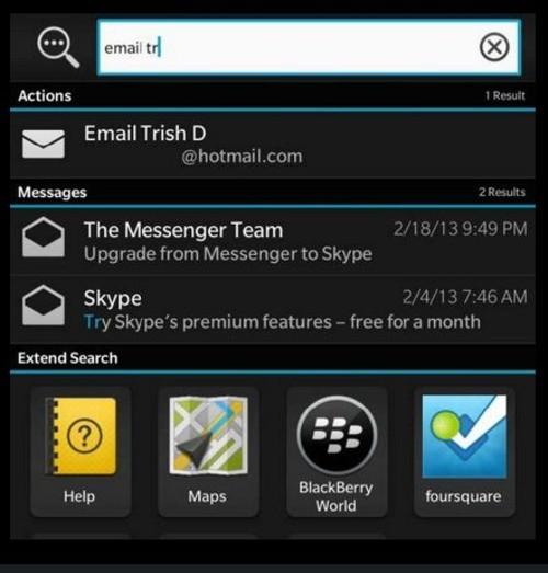 迎接黑莓Q10 BlackBerry 10推送重大升级