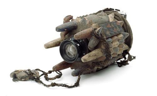 披着马甲想骗谁呢:各种拗造型的相机
