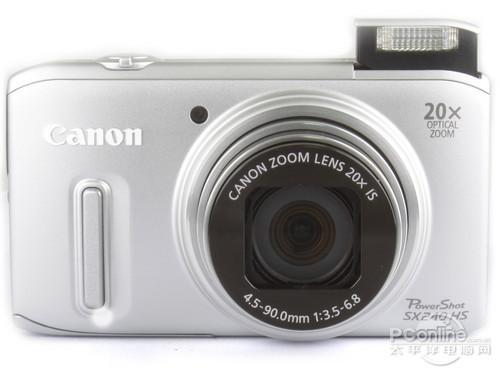 20倍光变长焦相机佳能SX240拍的更远