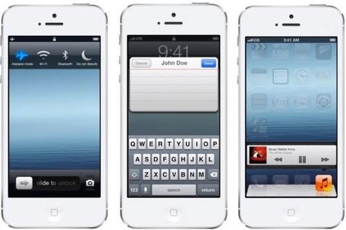 想法不错 支持浮窗预览的iOS7设计曝光