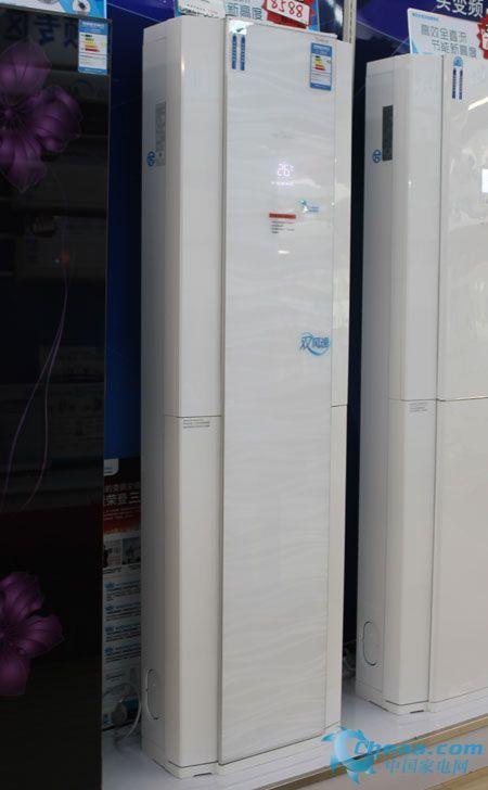 功能上,美的ke双贯流变频柜式空调将高效节能基因融入在每一个部件