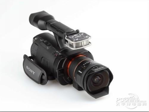 全画幅传感器家用摄像机 索尼 VG-900E_数码