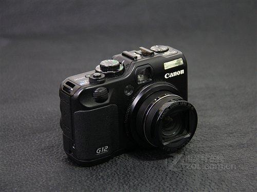 表现出众佳能G12哈尔滨售价仅2650元