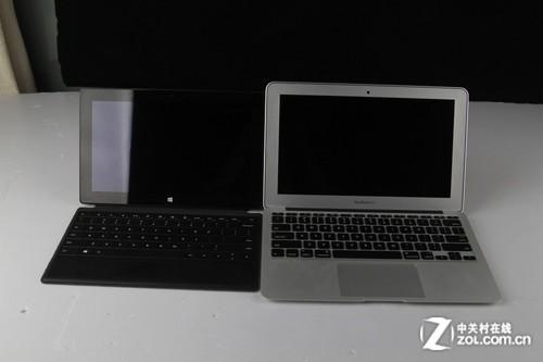跨界PK!Surace Pro/Macbook Air大比武