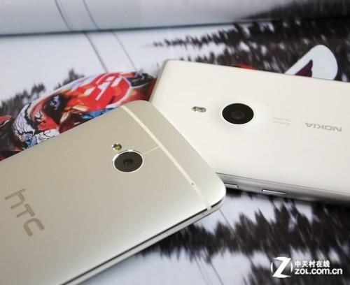 超像素PK纯景 HTC One诺基亚925比拍照