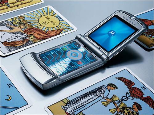 告别我的女神们那些已经逝去的翻盖手机