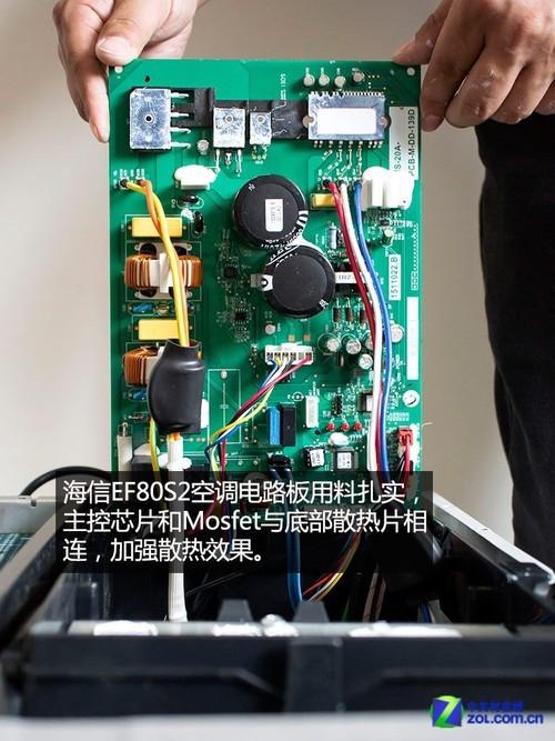 空调内机拆机步骤图解