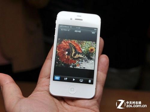 经典魅力无与伦比 iPhone 4S报价3680元