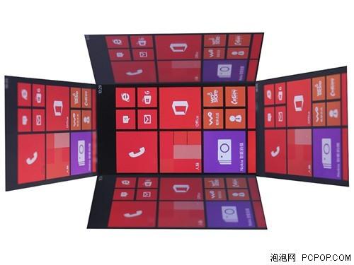 时尚大屏WP8手机诺基亚Lumia625评测